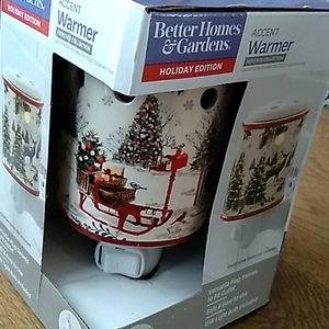 Better Homes & Gardens wall tart warmer-BNWT